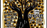 Journée de rencontres autour du bois au Café de l'Alliance