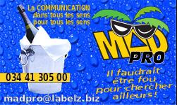 Agence de pub Mad Pro Antsirabe