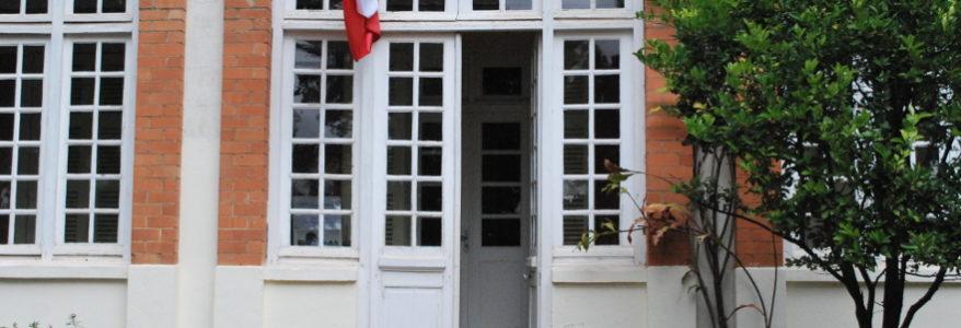 Le Consulat français d'Antsirabe entre les mains du privé