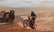 Championnat de Moto Cross : X Country à Antsirabe